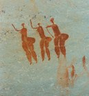 Buchmen rock art